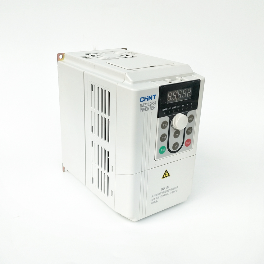 все цены на  CHINT Inverter NVF2G-2.2/PS4 2.2KW  AC380 For Fan and Water Pump type Inverter  онлайн