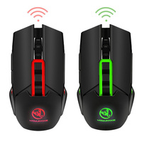 Computer Mouse Wireless For Laptop 2 4GHZ Bluetooth Mouse 2400dpi 6 Button Click Silent Souris Mi