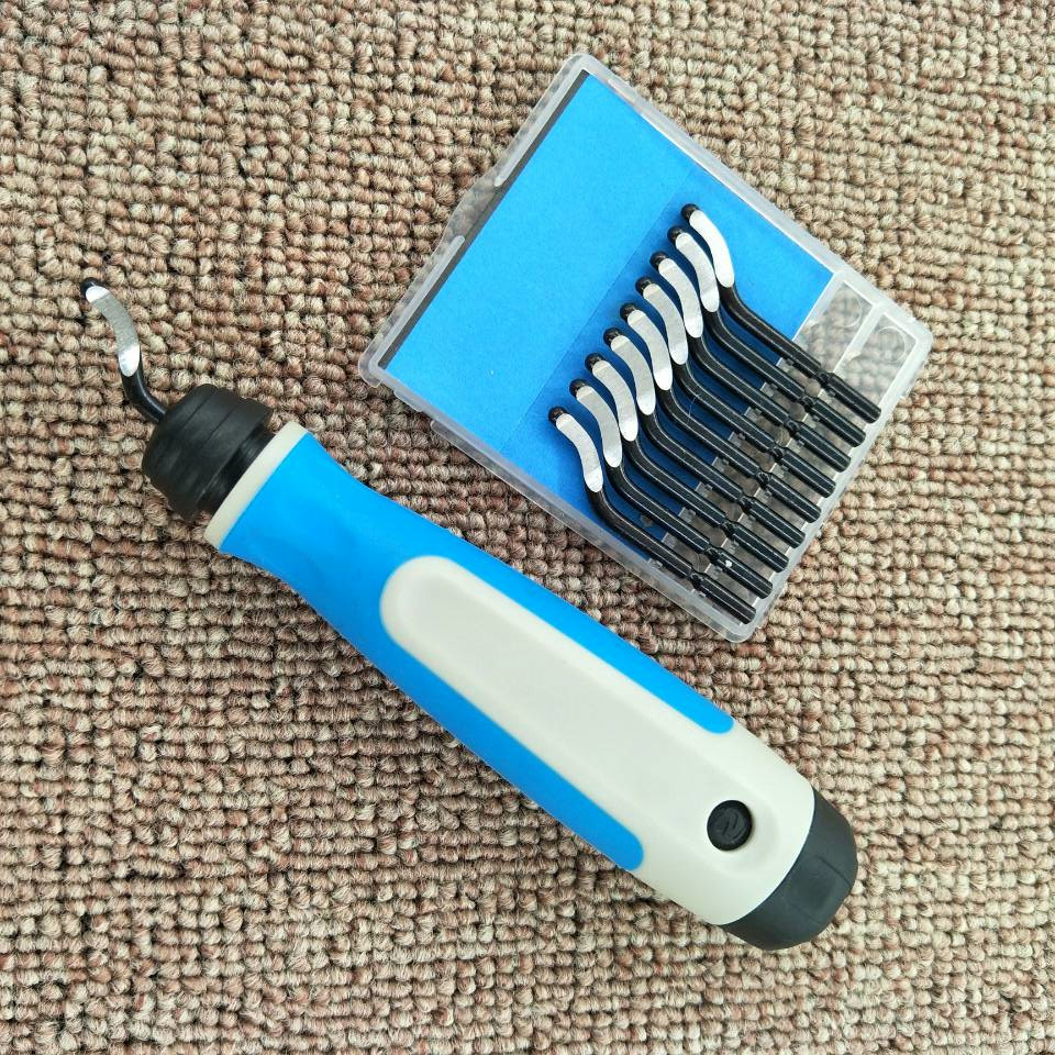 High Quality Trimming Tool, Edge Cutter, Scraper Handle Deburring, BS1012 BS1010 Plastic Stainless Steel Burr Scraper NG3003