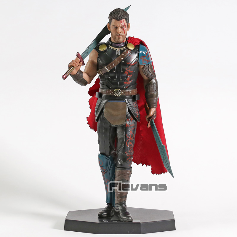Crazy Toys Avengers Endgame Thor 1 6th Scale Collectible Figure PVC Model Toy