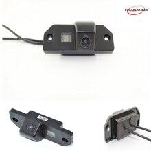 Высокое качество заднего вида Обратный Камера для Ford Focus Седан 3C для Ford Focus (3C) mondeo C-Max CCD HD парковка Камера