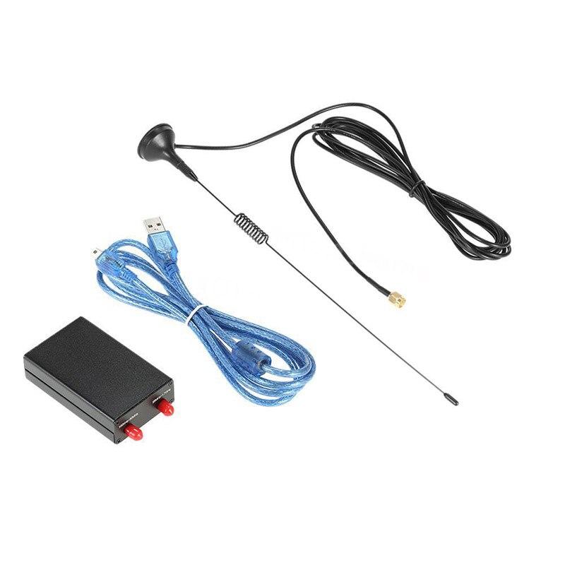 Récepteur de Tuner USB 100 KHz-1.7 GHz UV HF RTL-SDR R820T + RTL2832U AM Radio FM A9E8