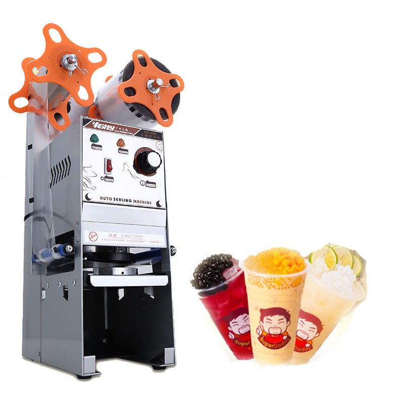 220V Semi-automatic Bubble Tea Cup Sealing machine Cup Sealer WY-168 o k belwal measures of information and their applications to various disciplines