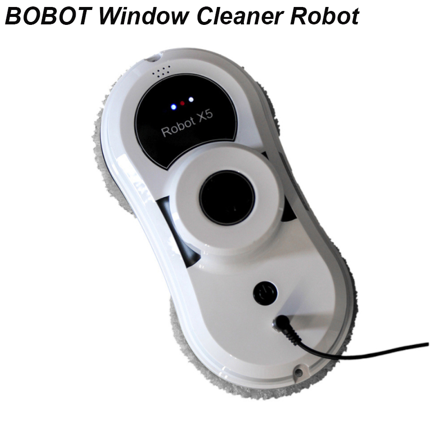BOBOT WIN X5 Window Glass Cleaner Robot, Robot for Washing Windows Robot Vacuum Cleaner Household Clean ToolBOBOT WIN X5 Window Glass Cleaner Robot, Robot for Washing Windows Robot Vacuum Cleaner Household Clean Tool
