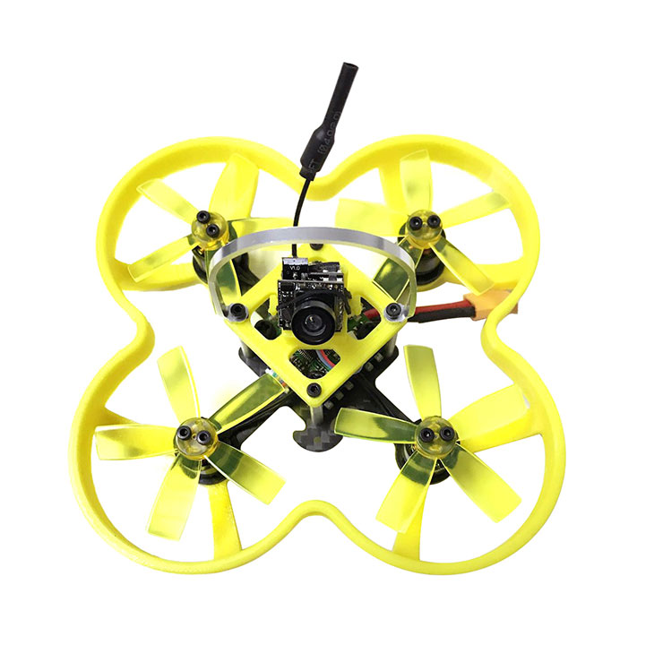 XFX90 Carbon Fiber F3 Fligh Control with OSD Camera AT9S Transmitter Racing Drone RTF
