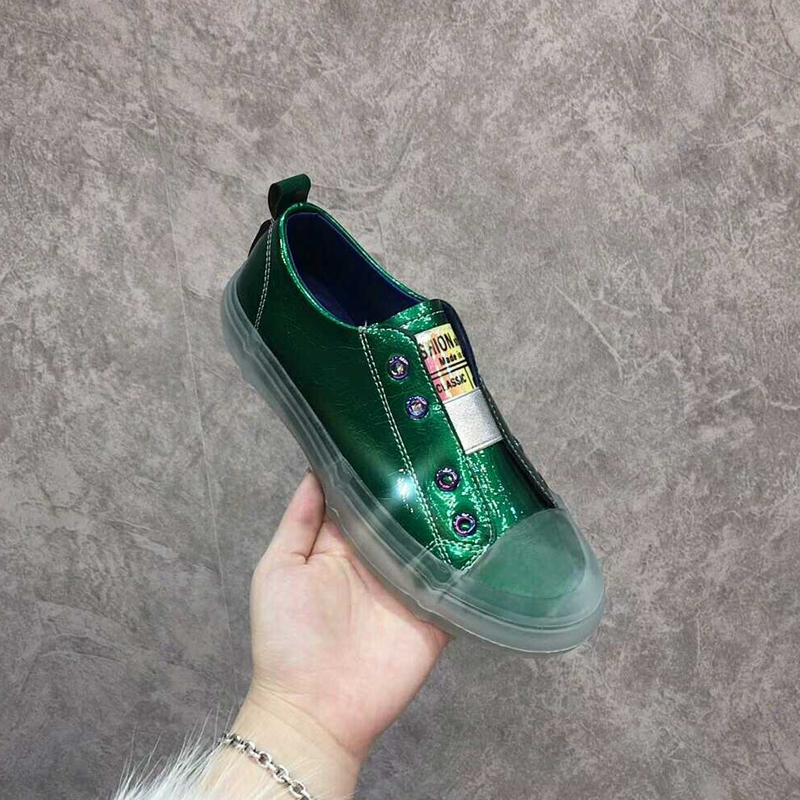 2019 Colorful Women Loafers Patent Leather Shoes Women Stylish Low Top Sapato Feminino Women Flats Slip On Sandalia Feminina2019 Colorful Women Loafers Patent Leather Shoes Women Stylish Low Top Sapato Feminino Women Flats Slip On Sandalia Feminina