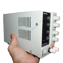 цена на NPS1203W Mini DC regulated power supply Power 120V 3A Display Adjustable Digital Laboratory Test Power Supply