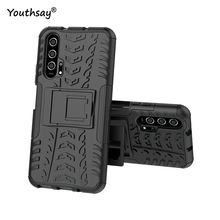 For Huawei Honor 20 Pro Case Heavy Duty Rubber Hard PC hone Cover for Youthsay