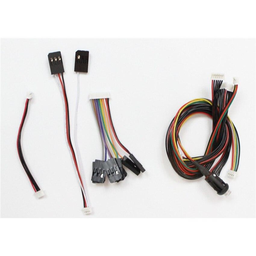 Oyuncaklar ve Hobi Ürünleri'ten Parçalar ve Aksesuarlar'de Yarış PX4 Pixhawk Lite V2.4.6 32 Bit Açık Kaynak uçuş kontrolörü 43x42mm için Multicopter'da  Grup 2