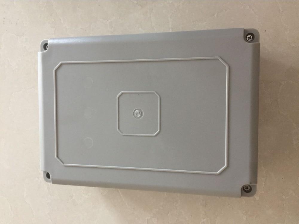 Backup battery plastic box, waterproof box, swing gate control box backup server