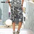 Summer Casual Shorts Mens Camouflage Brand Boys Short Sweatpants Mens Jogger Military Camo Cargo Half Shorts for Men Mk-7186B