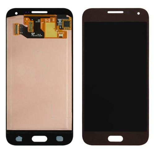 Qualidade superior nova display lcd de toque + tela lcd para samsung galaxy e5 e500 e500f e500h frete grátis