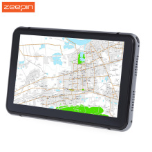 7 inch Touch Screen Car GPS Navigation Player Windows CE 6.0 Truck Vehicle GPS Navigator pre-loaded map 800×480 Resolution Hi-Fi