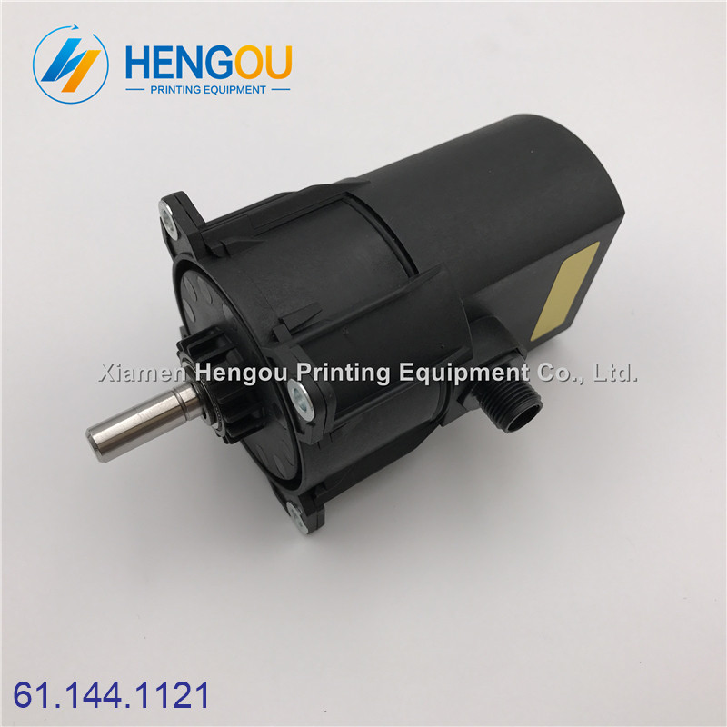 все цены на 2 Pieces New Heidelberg Geared Motor 61.144.1121/03 Heidelberg Printing Machine Parts онлайн