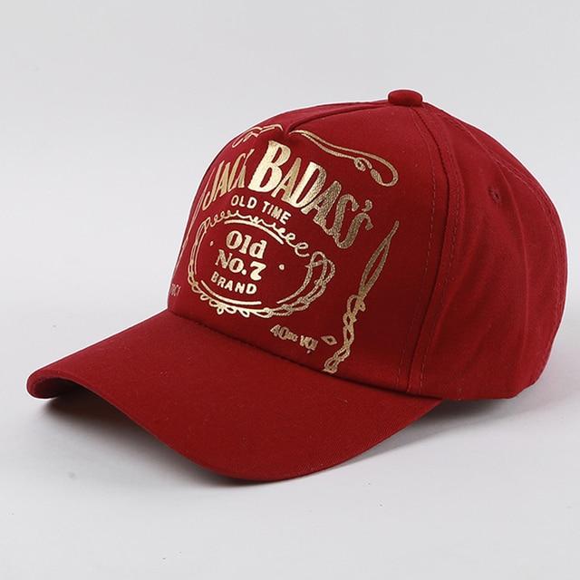 2018 Hot Red Men Youth Baseball Caps Summer Women With Visor Ponytail Hat  Harajuku Outdoor Slipknot 35e2b7aeb16