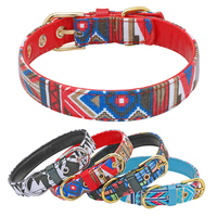 dog-collar-printed-small-puppy-dog-collars-padded-pu-leather-pet-collars-for-small-medium-large-dogs-cats-chihuahua-pitbull