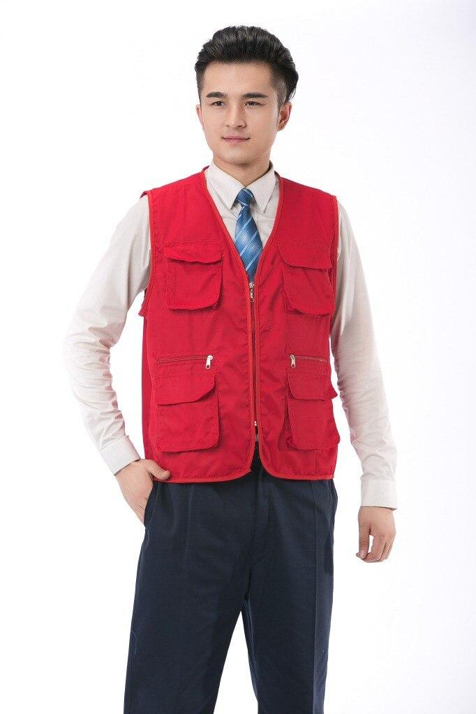 Quick Dry Mesh Fishing Vest Jacket men Outdoor Hunting Fly multi pockets Comfort