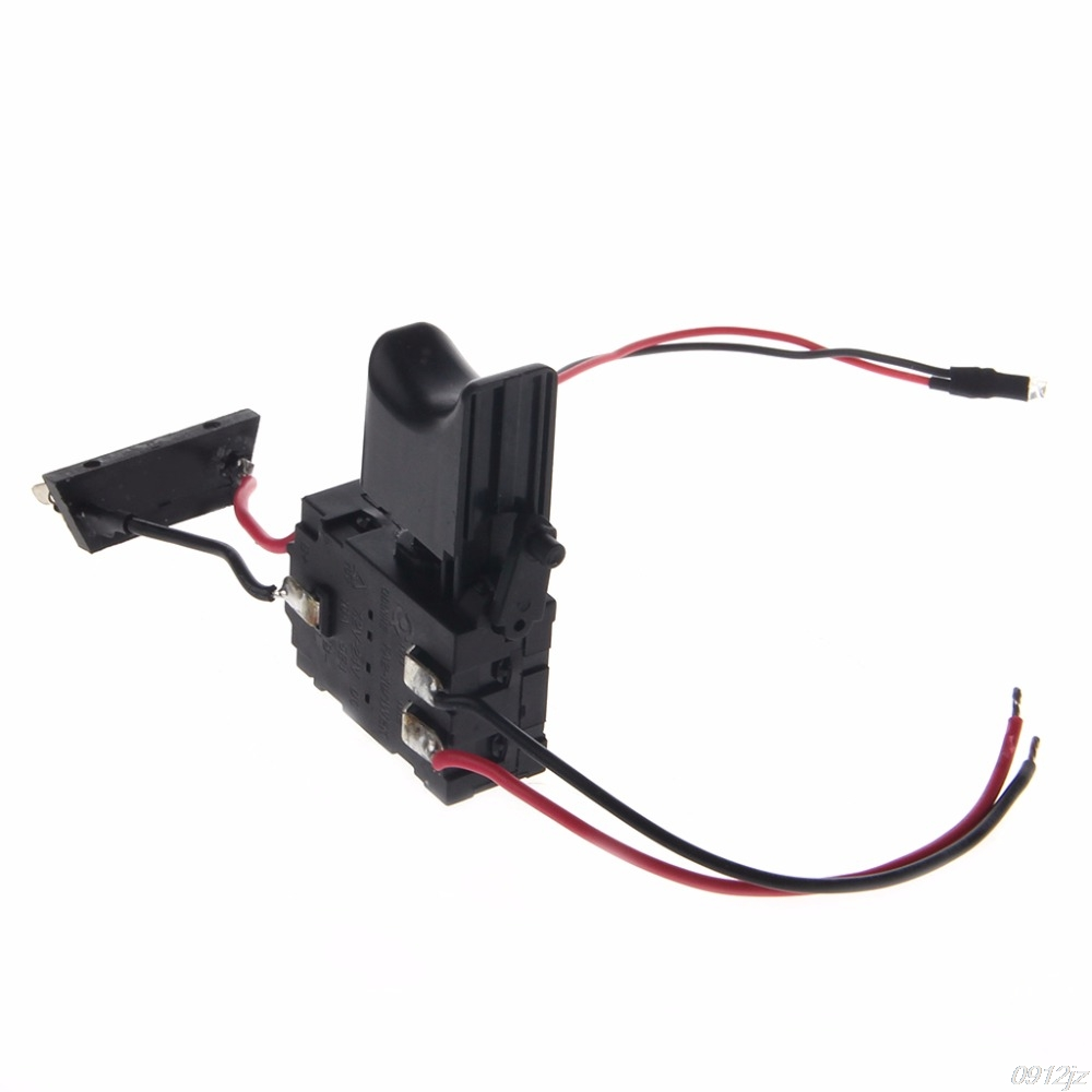 Reversing Brake Cordless Drill Switch 15a Dc 24v For Hitachi Ds7df Power Tool Accessories