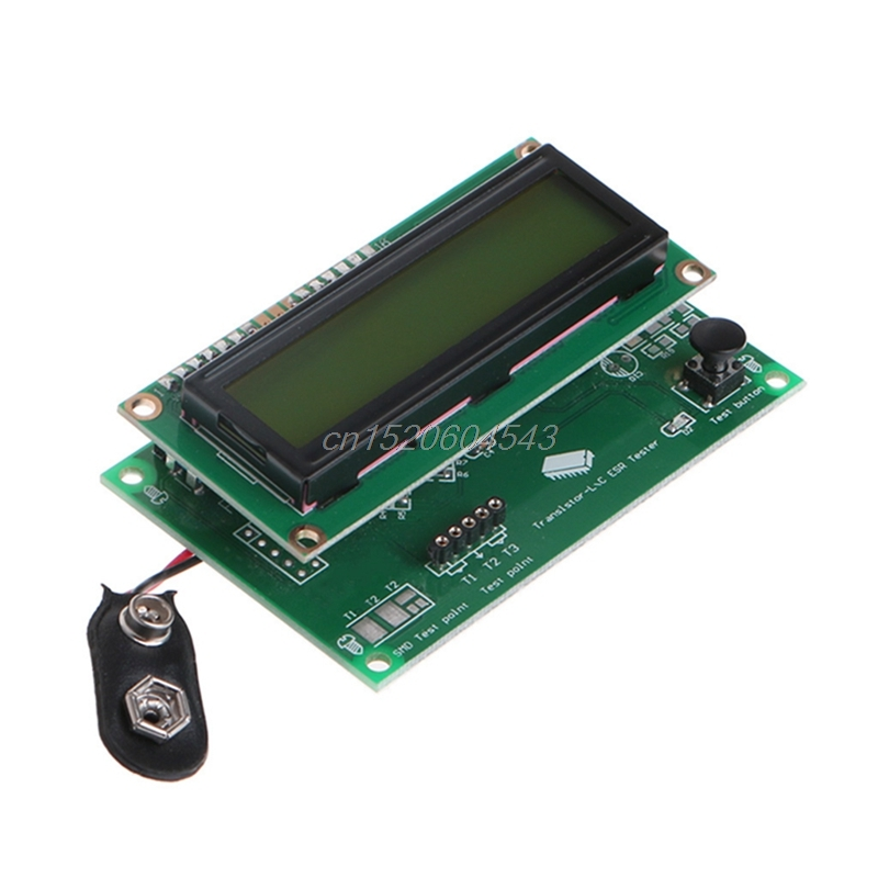 TS-M8N Transistor Testeur de Diodes Triode Capacité ESR Mètre MOSFET NPN/PNP R11 Drop ship