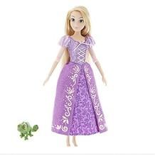 12 '' original rapunzel docka Rapunzel Classic Doll Figur för flickor återfödda docka baby