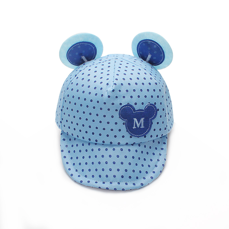 Сәнге арналған мышка Baby Caps Мақта - Балаларға арналған киім - фото 1
