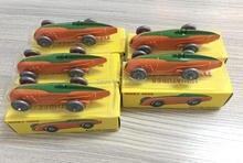 Wholesale  5 pcs of Orange car 23A AUTO DE COURSE Atlas Dinky Toys Alloy Scale 1:43 MINIATURES Christmas Gift