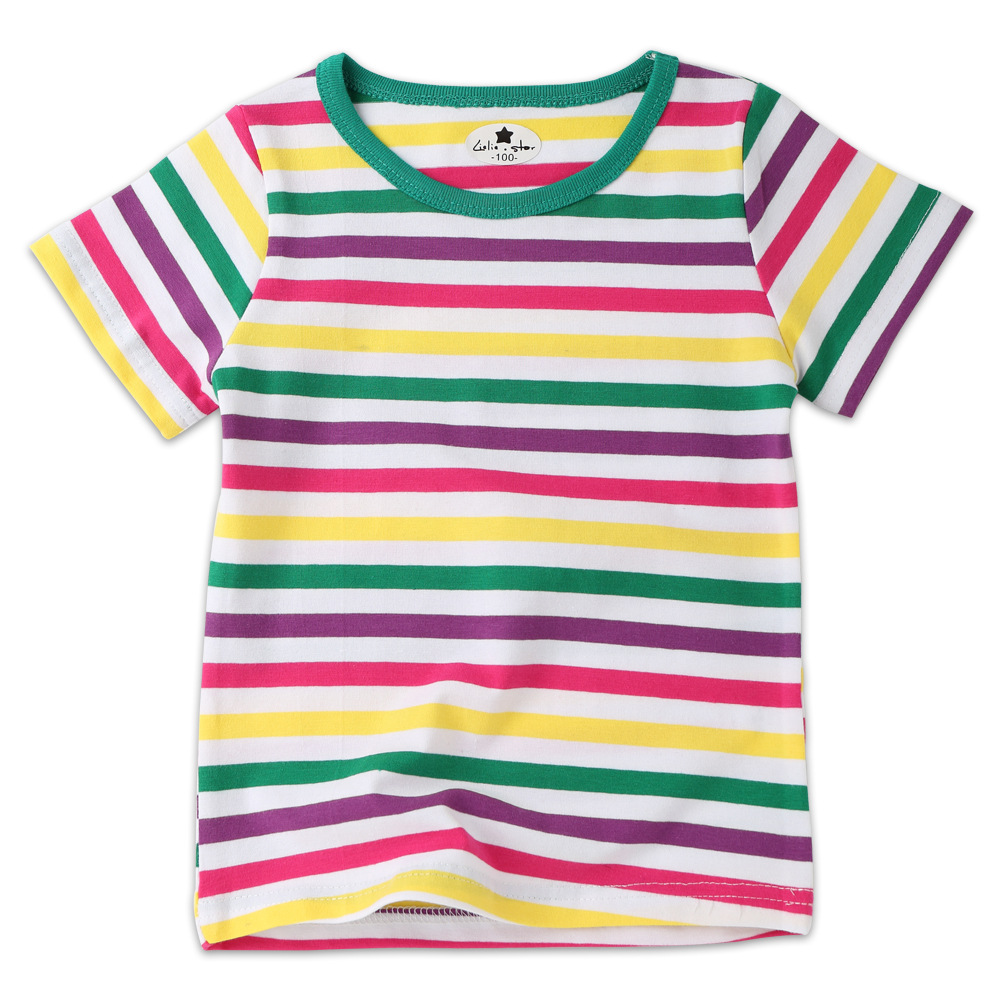 bc9ccdbe0 Detail Feedback Questions about Girls T Shirt Summer Cotton 4Th Of July  Shirt T Shirts Cotton Girls Flamingo Shirt Pineapple Watermelon Kids Girls  Tops ...