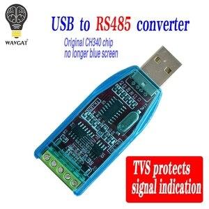 Image 3 - อุตสาหกรรมUSB RS485 422 CH340G Converterอัพเกรดป้องกันConverterมาตรฐานความเข้ากันได้RS 485 Aโมดูล