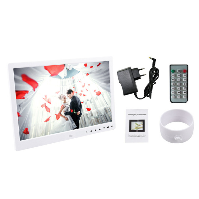 13 Inch 1280*800 HD Front Touch Digital Photo Frame High Resolution ...