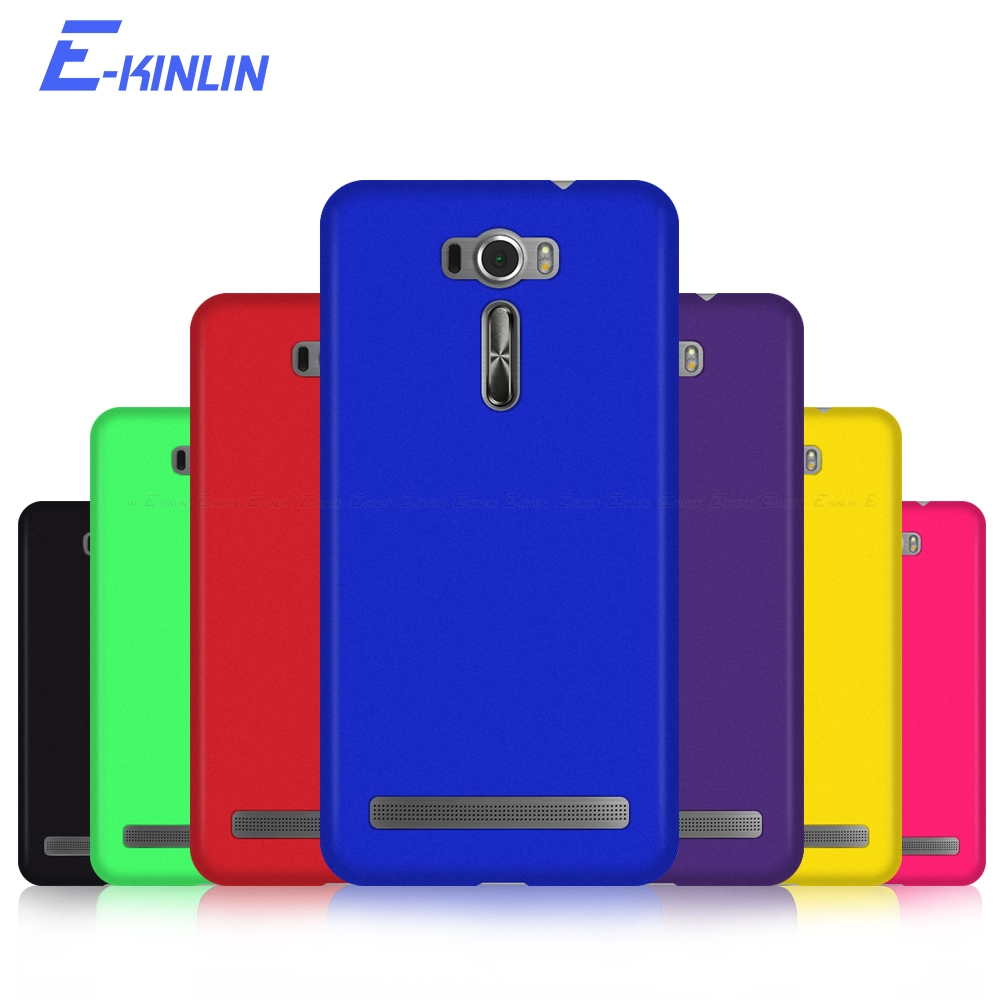 Matte Plastic Back Cover For Asus ZenFone 2 Laser Deluxe ZE500KL ZE550KL ZE551KL ZE601KL ZE550ML ZE551ML Ultra Thin Phone Case image