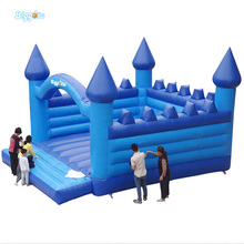 Wholesale Price Giant Space Inflatable Bouncy Castle Jumper Bouncer 6*4*3M For Sale
