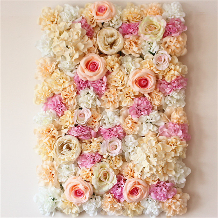 40x60cm artificial silk rose flower wall decoration decorative silk 40x60cm artificial silk rose flower wall decoration decorative silk hydrangea wedding decoration backdrop factory sale in artificial dried flowers from mightylinksfo