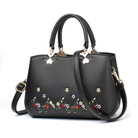 Women Bag Vintage Casual Tote Fashion Women Messenger Bags Top-Handle Shoulder student Handbag Purse Wallet 2018 New Top-Handle Bags