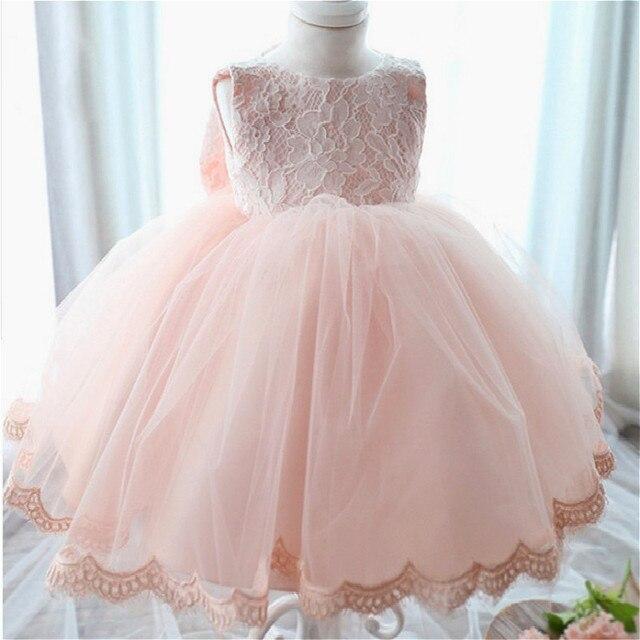 Envío gratis alta calidad de flores niña niña vestido de princesa ...