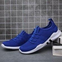 Four Seasons Lightweight Breathable Casual Shoes For adult Fashion Footwear Hombre Zapatillas de deporte Comfortable Mens shoes