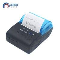 JP-5805LYA Bewegliche Bewegliche Bluetooth Thermodrucker USB Erhalt POS Bill Termal Drucker mini Barcode Ticketdrucker