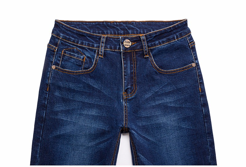 Drizzte Brand New Fashion Mens Jeans Slim Stretch Pants Thin Denim Trousers Size 35 36 38 40 42 Lightweight Jeans for Men 9