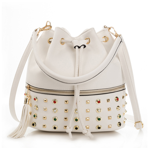 REPRCLA Women Bucket Bag...