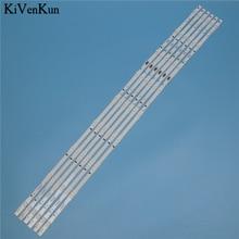 9 Lamps LED Backlight Strip For Samsung HG48ND690DF HG48NC677DF HG48ND677DF HG48NC670DF HG48ND670DF Bars Kit Television Band