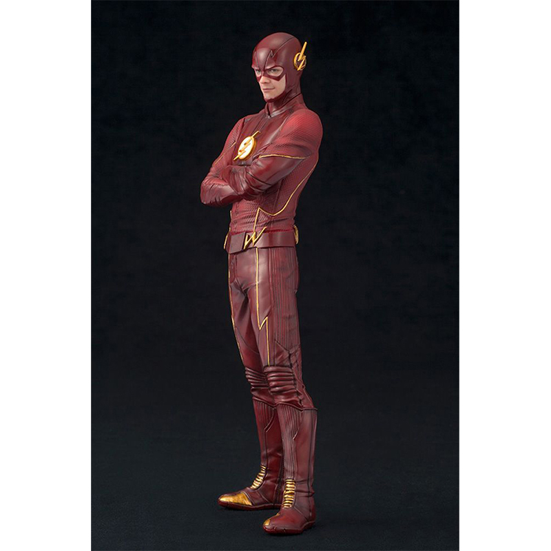 Super Hero Flash Man Barry Allen Action Figure 17 cm PVC toys game figure Collection Model Toys for Anime Lover as Gift N132 2017 new avengers super hero iron man hulk toys with led light pvc action figure model toys kids halloween gift