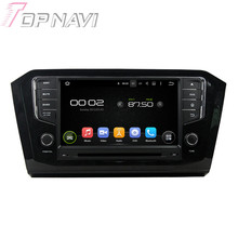 8″ Quad Core Android 5.1 Car GPS Navigation For Volkswagen PASSAT 2015 With Radio Multimedia Video DVD Player Mirror Link 16GB