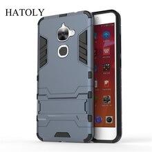 Hatoly case leeco le 2 pro крышка x620 мягкий тпу и жесткого пластика case для leeco le 2 pro case le 2×520 держатель телефона мобильный