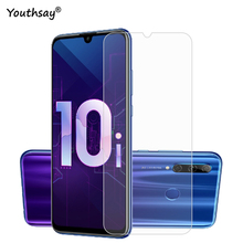 2PCS Glass For Huawei Honor 10i Phone Screen Protector 9H Tempered Film Youthsay