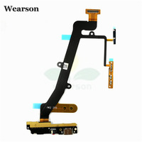 For Letv X900 USB Port Charging Board Flex Cable With Microphone Power Button Free Shipping With