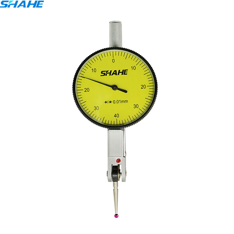 0-0.8mm Lever Good Quality High Accuracy Precision Dial Test Indicator Measuring Tool Leverage dial gauge quality professional precision tool 0 01mm accuracy measurement instrument dial indicator gauge stable performance hot selling