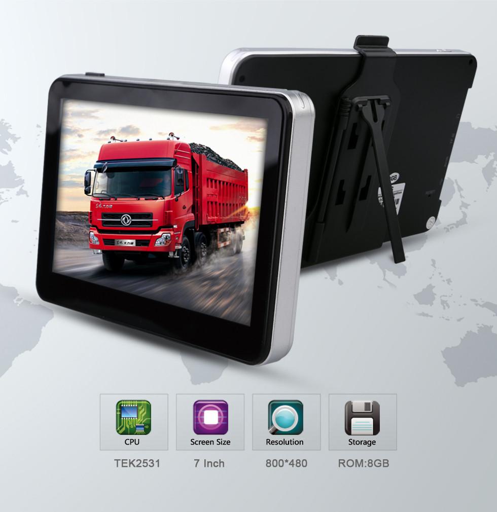 Russia navitel navigator Sat Nav Truck vehicle gps.0 Car GPS Navigation 8GB128M with Rear View Reversing Camera Car DVR Vehicle Gps WIFI NavitelEurope map (6)
