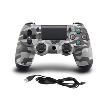 For Sony PS4 USB Wired Gamepad Pro Controller Dual Shock Remote Gamepad 6 Color Joystick For PlayStation 4 Console Controller Gamepads