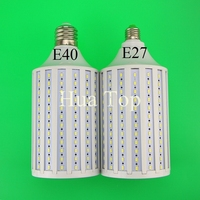 80W LED Bulbs Lamp 5730 5630 SMD E26 E27 B22 E40 216 LEDs Warm White Corn