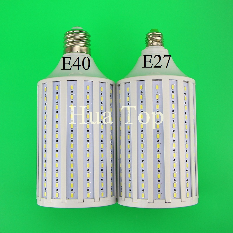 80W LED Bulbs Lamp 5730 5630 SMD E26 E27 B22 E40 216 LEDs Warm white Corn Bulb Pendant Lighting AC85-265V Ceiling corn Light lexing lx r7s 2 5w 410lm 7000k 12 5730 smd white light project lamp beige silver ac 85 265v