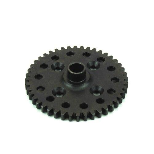 Rc Car Part Metal 44T Middle Differential Gear for 1/10 Tekno 410.3/48.3 front diff gear differential gear for wltoys 12428 12423 1 12 rc car spare parts